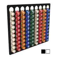 9 Bay 90 Nespresso Capsule Coffee Pod Holder Stand ...