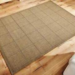Kitchen Rugs Buy Metal Cabinets Flatweave Checked Utility Mats Hall Runners Non Slip Image Is Loading