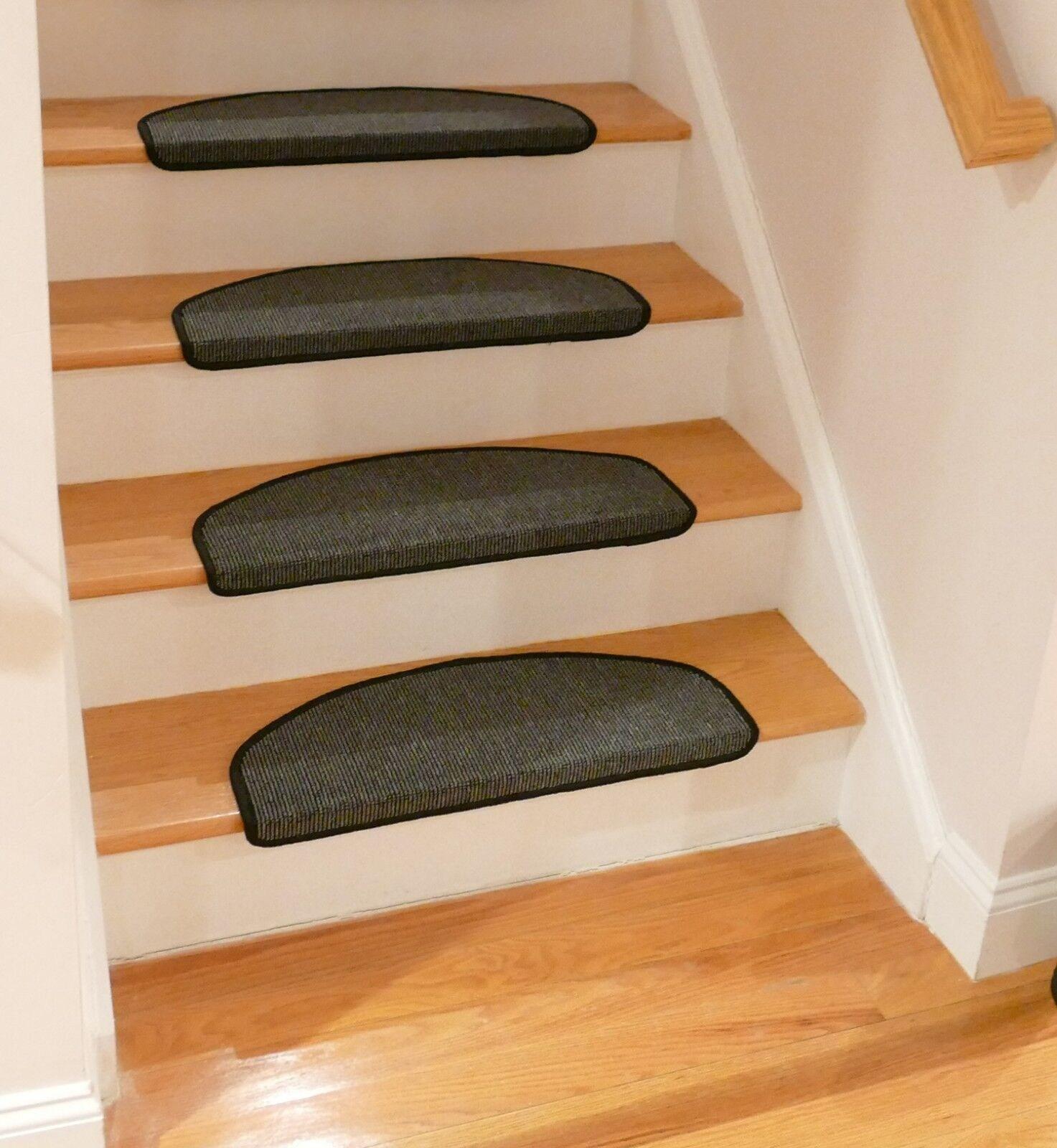 Dean Carpet Stair Treads 27 X 9 Emerald Green Set Of 13 2 | Dean Carpet Stair Treads | Pet Friendly | Gripper Tape | Friendly Diy | Rug | Modern Diy