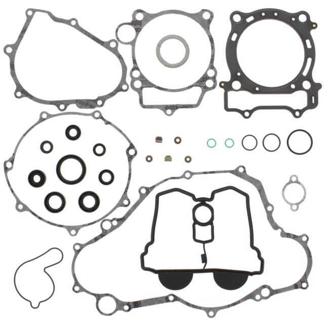 Yamaha YZ450F, 2003-2005, Complete Gasket Set with Seals