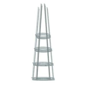 Gilbert and amp; Bennett Tomato Cage 54 in Galvanized 5