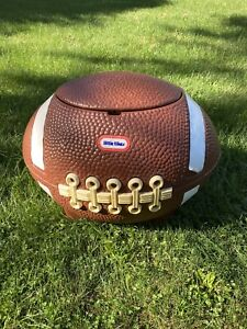 Football Toy Box : football, Little, Tikes, Football, Tailgate, Superbowl, Cooler, Party, Mancave