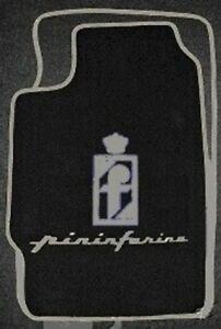 https www ebay fr itm peugeot 406 coupe tapis de sol en velours noir gris 401239054473