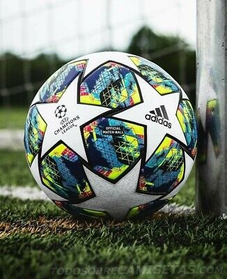 Adidas Champions League Final Soccer Ball Omb 2019-20 | eBay
