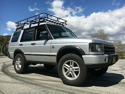garvin wilderness off road series land rover discovery 1 2 roof rack ebay