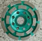 Bild 01 - Schleifteller Diamant Schleiftopf Topfscheibe 100 115 125 150 180 230  Beton DHL