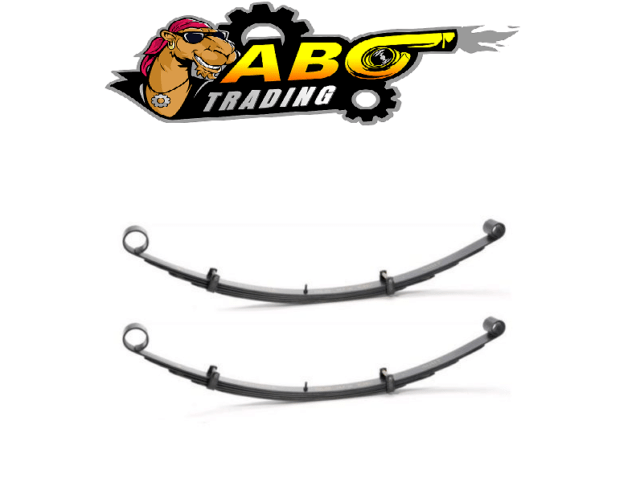 ARB For 87-95 Jeep Wrangler Old Man EMU Front Leaf Springs