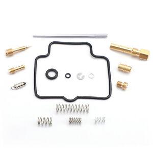 CARBURETOR Carb Rebuild Kit Repair For Suzuki LTF250 Ozark