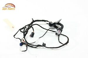 DODGE CHARGER REAR LEFT DRIVER SIDE DOOR WIRE WIRING
