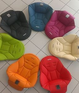 high chair cover replacement mamas and papas shampoo bowls chairs highchair seat upholstery for siesta image is loading
