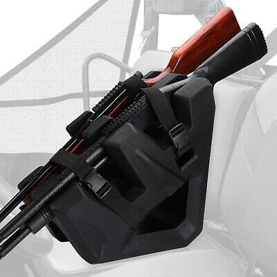 in cab on seat gun holder rifle for utv polaris ranger xp 1000 900 pioneer 700 ebay