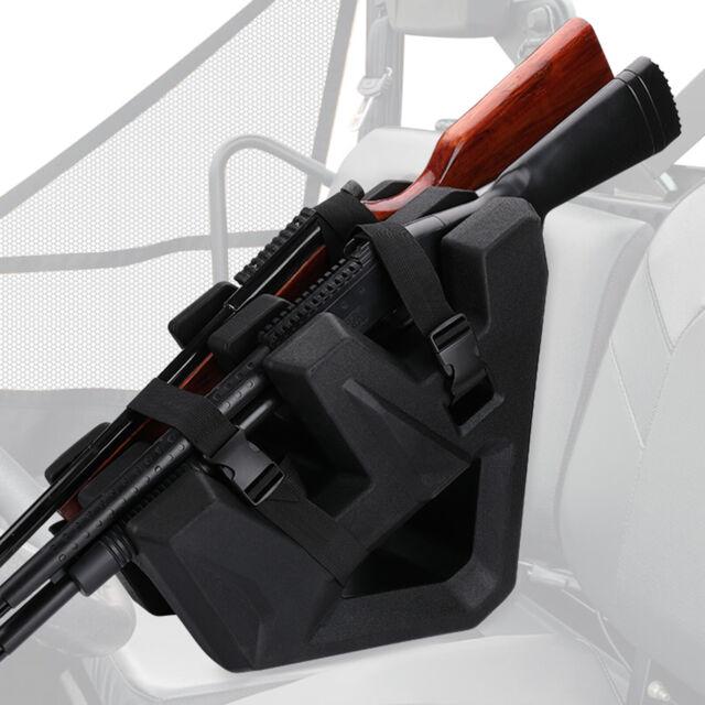 in cab on seat gun holder rifle for utv polaris ranger xp 1000 900 pioneer 700