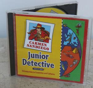details about carmen sandiego