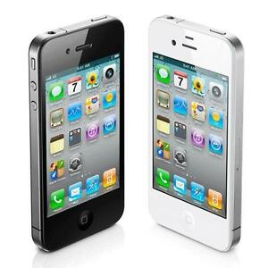 NEW Apple iPhone 4s GSM Factory Unlocked 8GB 16GB 32GB 64GB Black White