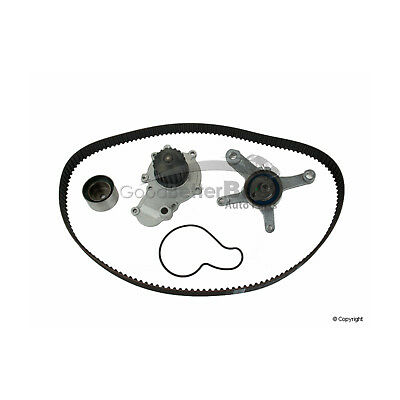 One New Gates Engine Timing Belt Kit with Water Pump