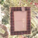 Pottery Barn 2019 Dated Enamel Heart Red Frame Ornament For Sale Online Ebay