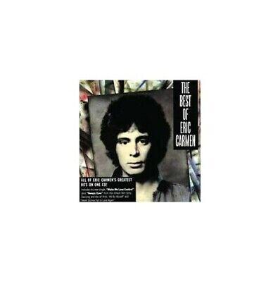 Carmen. Eric - The Best Of Eric Carmen - Carmen. Eric CD PVVG The Fast Free 4007192589999 | eBay