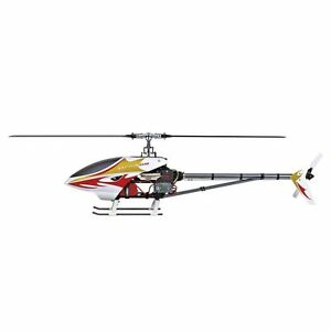 Thunder Tiger Raptor E550 Flybarless ARF without Gyro GT5