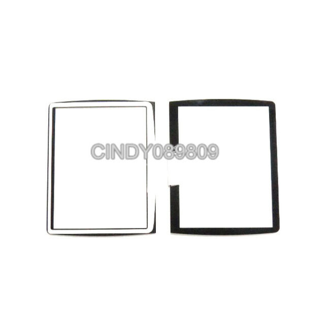 New Outer Glass LCD Screen Window Display for Nikon D3X