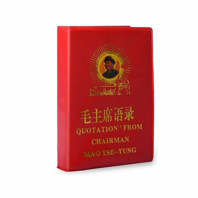 Little Red Book Chairman Mao ChineseEnglish  eBay