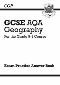 New Grade 9-1 GCSE Geography AQA Answers (for Workbook