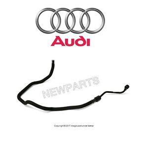 For Audi S4 2004-2009 Power Steering Return Hose from Rack