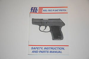 kel tec pf9 parts diagram of an apple worksheet p3at 380 factory manual instruction book keltec p11 image is loading