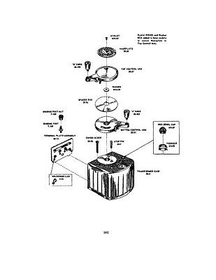 Lionel KW 190 Transformer Service Manual. Best Copy On
