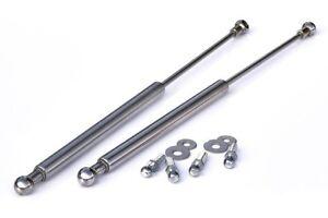 VW Rabbit/Golf MK1 1 Chrome Hood Gas Lifter Lifts Dampers