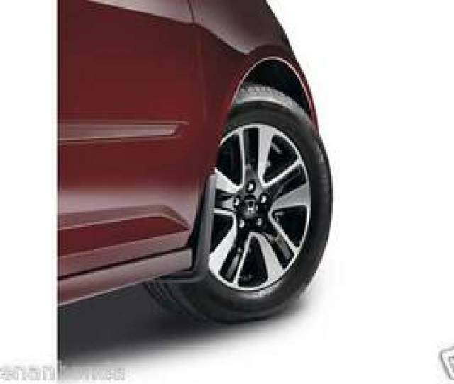 Image Is Loading Genuine Oem Honda Odyssey Splash Guard Set 2014