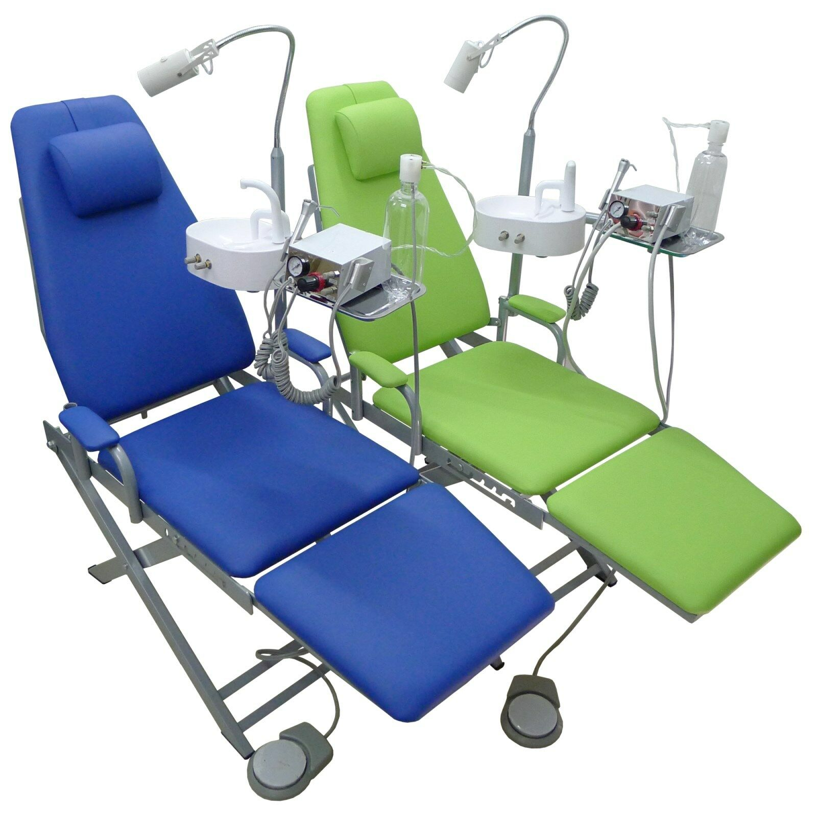 royal dental chair covers party supplies new updated mobile unit 43 turbine led