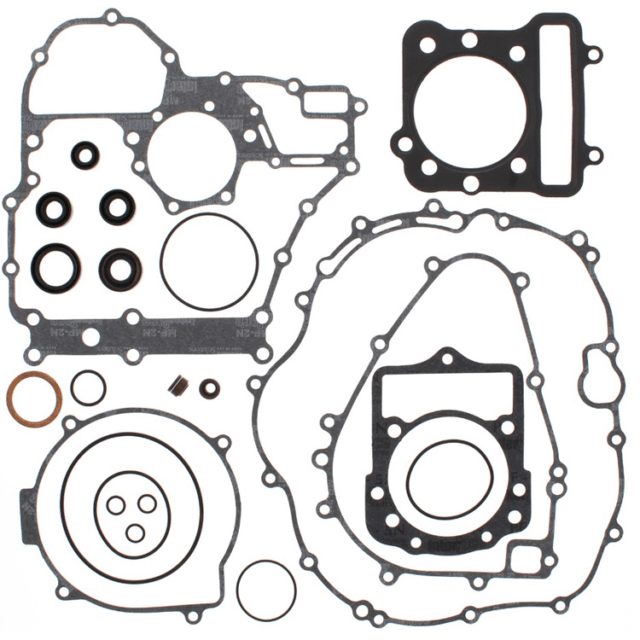 Gasket Set With Oil Seals~2002 Kawasaki KLF300 Bayou 4x4