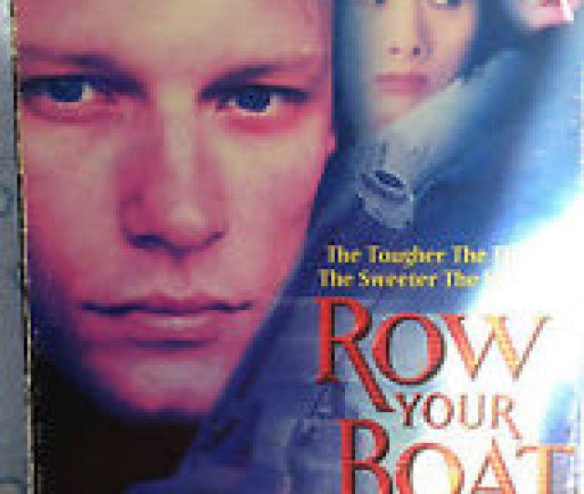 Image Is Loading Row Your Boat Vhs  Romance Stars Jon