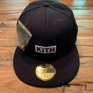 KITH New York Yankee's x Kith NY New Era Brand Fitted Hat Cap 7 3/8 | eBay
