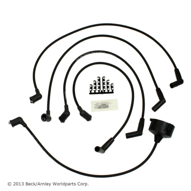 BECK/ARNLEY 175-5214 Spark Plug Wire Set fits HONDA Accord