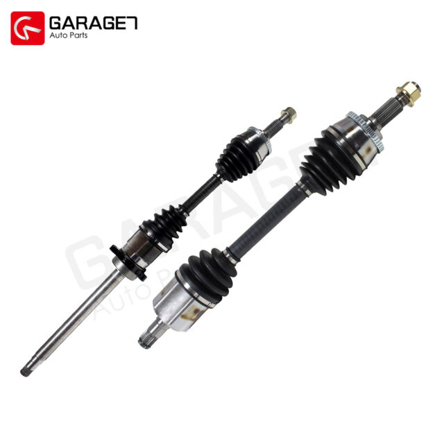 Front 2x CV Axle Assembly For MAXIMA 95-99 Standard