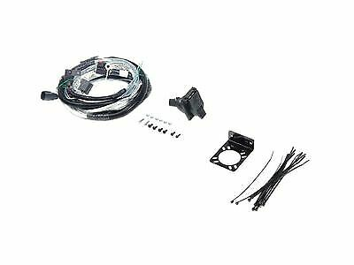 2007-2018 Jeep Wrangler JK 7 Pin Trailer Tow Wiring