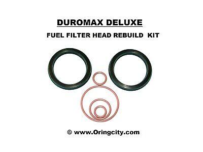 GM 2001-2010 Duramax Fuel Filter Head Rebuild O-Ring