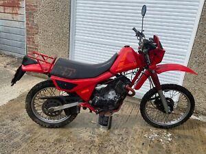 Genuine Barn Find - 1987 Moto Morini KJ125