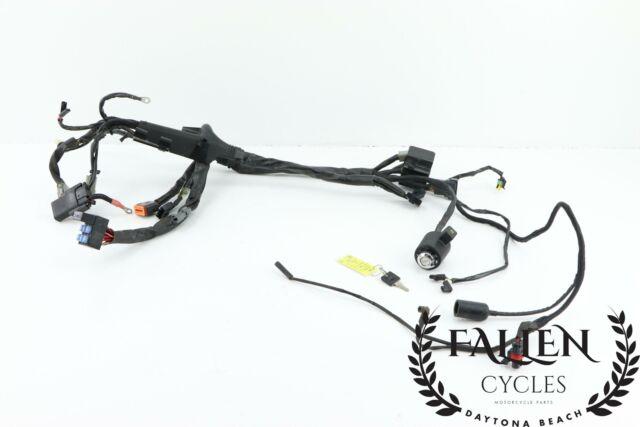 06 Harley Sportster XL 1200 Wiring Harness Loom MAIN w