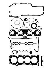 Yamaha VX110 Complete Gasket Kit Deluxe Sport Cruiser 2005