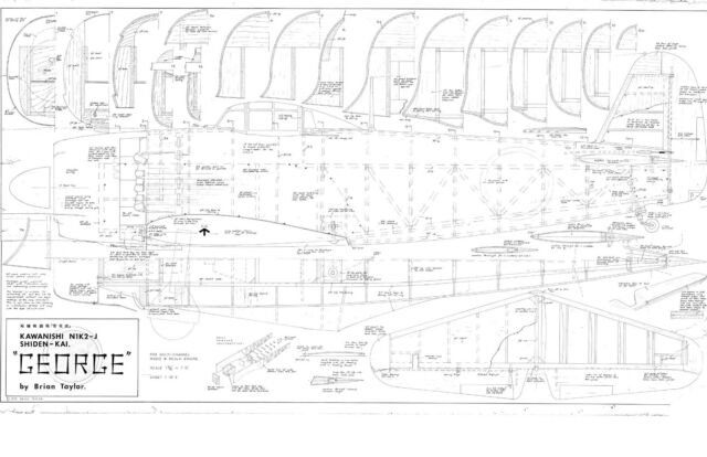 Plane Plans for Upcoming Project collection on eBay!