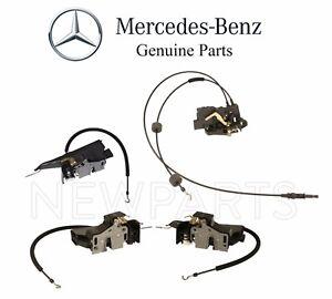 For Mercedes W163 ML-Class Set of Front & Rear Door Lock