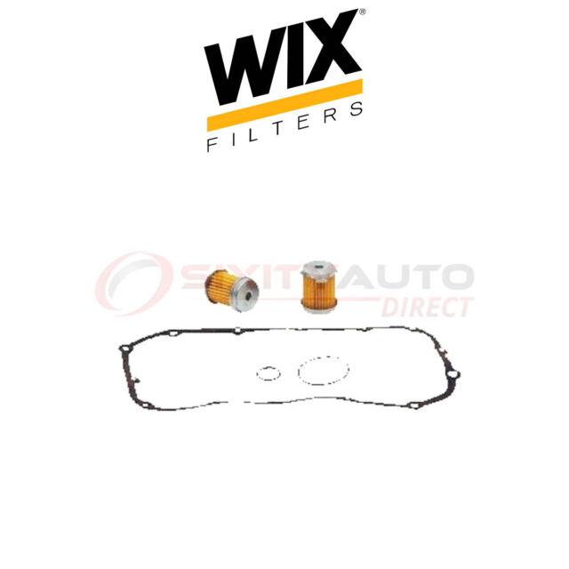 WIX Auto Transmission Filter Kit for 1996-2017 Honda Civic