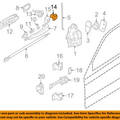 Complete Parts Diagram E46 2001 Saturn Sl Ignition Wiring Bmw Door Online Handle Chrome Repair Kit 51217007276 Ebay