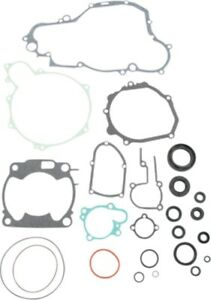 Moose Complete Gasket Kit w/ Oil Seals for YAMAHA 1998 YZ