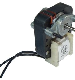 fasco c frame vent fan motor 43 amps 3000rpm 115 volts k130 cw rotation  [ 1600 x 1207 Pixel ]