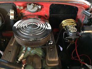 1954 Buick Power Brake Conversion Master Cylinder