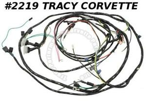 1967 Corvette Engine Forward Lamp Wiring Harness GM