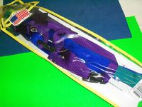 THE ULTIMATE BEACH CHAIR CARRIER PURPLE / BLUE FREE